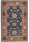 Capel Rugs Creative Concepts Cane Wicker - Vierra Kiwi (228) Runner 2' 6