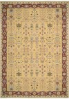 Capel Rugs Creative Concepts Cane Wicker - Canvas Lawn (227) Runner 2' 6