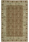 Capel Rugs Creative Concepts Cane Wicker - Bahamian Breeze Coal (325) Runner 2' 6