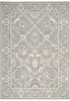 Capel Rugs Creative Concepts Cane Wicker - Bamboo Tea Leaf (236) Rectangle 3' x 5' Area Rug