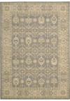 Capel Rugs Creative Concepts Cane Wicker - Canvas Spa Blue (427) Rectangle 3' x 5' Area Rug