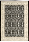Capel Rugs Creative Concepts Cane Wicker - Canvas Cherry (537) Rectangle 3' x 5' Area Rug