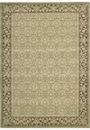 Capel Rugs Creative Concepts Cane Wicker - Dorsett Autumn (714) Rectangle 3' x 5' Area Rug