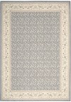 Capel Rugs Creative Concepts Cane Wicker - Shoreham Brick (800) Rectangle 3' x 5' Area Rug