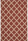 Capel Rugs Creative Concepts Cane Wicker - Dream Weaver Marsh (211) Rectangle 4' x 4' Area Rug