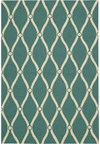 Capel Rugs Creative Concepts Cane Wicker - Vierra Kiwi (228) Rectangle 4' x 4' Area Rug