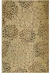 Capel Rugs Creative Concepts Cane Wicker - Tampico Rattan (716) Rectangle 4' x 4' Area Rug