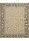 Capel Rugs Creative Concepts Cane Wicker - Canvas Citron (213) Rectangle 4' x 6' Area Rug