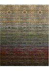 Capel Rugs Creative Concepts Cane Wicker - Shoreham Brick (800) Rectangle 4' x 6' Area Rug