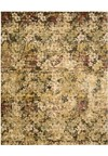 Capel Rugs Creative Concepts Cane Wicker - Canvas Brick (850) Rectangle 4' x 6' Area Rug