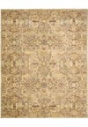 Capel Rugs Creative Concepts Cane Wicker - Canvas Lawn (227) Rectangle 5' x 8' Area Rug
