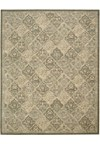 Capel Rugs Creative Concepts Cane Wicker - Paddock Shawl Indigo (475) Rectangle 8' x 10' Area Rug