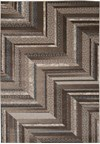 Capel Rugs Creative Concepts Cane Wicker - Vierra Graphite (320) Rectangle 10' x 10' Area Rug
