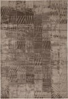 Capel Rugs Creative Concepts Cane Wicker - Capri Stripe Breeze (430) Rectangle 10' x 10' Area Rug
