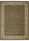 Capel Rugs Creative Concepts Cane Wicker - Canvas Brick (850) Rectangle 10' x 10' Area Rug
