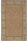 Capel Rugs Creative Concepts Cane Wicker - Bahamian Breeze Coal (325) Rectangle 10' x 14' Area Rug