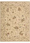 Capel Rugs Creative Concepts Cane Wicker - Dorsett Autumn (714) Rectangle 10' x 14' Area Rug
