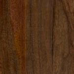 "Signature Pre-Finished Exotic Walnut:  Natural 3/4"" x 3 1/2"" Solid Hardwood"