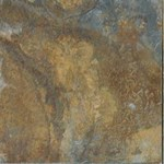 "MS International: China Multi Color 24"" x 24"" Slate Tile SCMLT2424G"