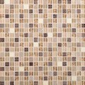 "Daltile Marvel: Gemstone 5/8"" x 5/8"" Glass Mosaic Tile MV29-5858MS1P"