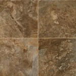 Armstrong Alterna Allegheny Slate: Bronze Age Luxury Vinyl Tile D5331