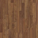 Shaw Natural Impact II Plus: Glazed Hickory 10mm Laminate with Attached Pad SL254 748