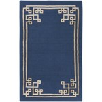 "Surya Beth Lacefield Alameda Sapphire Blue (AMD-1011) Rectangle 5'0"" x 8'0"""