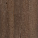 Tarkett Nafco Permastone Plank: Flamed Oak Fumed Luxury Vinyl Plank FO541