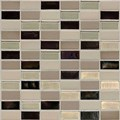 "Daltile Coastal Keystone Straight-Joint Mosaic 12"" x 12"" : Sunset Cove Blend CK89 21PM1P"