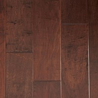 "Urban Floor Mountain Country: Maple Aged Leather 1/2"" x 6"" Engineered Hardwood TCB-405-AL"