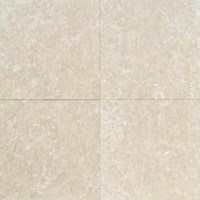"Daltile Marble: Botticino Fiorito Polished 12"" x 12"" Natural Stone Tile M704-12121L"