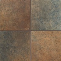 "Mannington Patchwork: Old Tapestry 18"" x 18"" Porcelain Tile PW3T18"