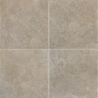 "Mannington Antiquity: Weathered Stone 6"" x 6"" Porcelain Tile AQ3T06"