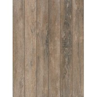 "Mohawk Stage Pointe: Toasted Walnut 3"" x 24"" Ceramic Tile 15426"