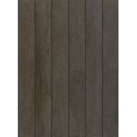 "Mohawk Stage Pointe: Coffee Bean 6"" x 24"" Ceramic Tile 16003"