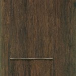 "Mohawk Zanzibar: African Ebony Natural 1/2"" x 5"" Engineered Hardwood WEK3 09"