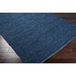 "Surya Continental Midnight Blue (COT-1935) Rectangle 2'0"" x 3'0"""