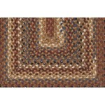 "Surya Country Living Cottage Braids Caviar (CTG-4501) Oval 2'6"" x 6'0"""