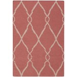 "Surya Jill Rosenwald Fallon Redwood (FAL-1002) Rectangle 2'0"" x 3'0"""