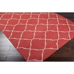 "Surya Frontier Carnelian (FT-41) Square 0'6"" x 0'6"""