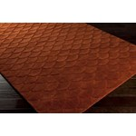 "Surya Kinetic Raw Sienna (KNT-3005) Rectangle 2'0"" x 3'0"""