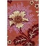 "Chandra Amy Butler (AMY13208-79106) 7'9""x10'6"" Rectangle Area Rug"