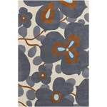 "Chandra Amy Butler (AMY13212-79106) 7'9""x10'6"" Rectangle Area Rug"