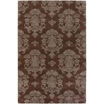 "Chandra Antara (ANT128-576) 5'0""x7'6"" Rectangle Area Rug"