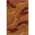 "Chandra Metro (MET518-79106) 7'9""x10'6"" Rectangle Area Rug"