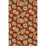 "Chandra Metro (MET533-79106) 7'9""x10'6"" Rectangle Area Rug"