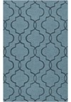 Surya Mystique Slate Blue (M-5181) Rectangle 5'0