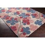 "Surya Paule Marrot Paule Marrot Parchment (PMT-1018) Rectangle 2'0"" x 3'0"""