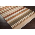 "Surya Rain Red Clay (RAI-1092) Rectangle 2'0"" x 3'0"""