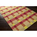 "Surya Rain Pale Gold (RAI-1124) Rectangle 9'0"" x 12'0"""